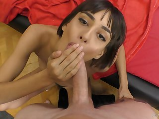 Cutie sucks it in POV better than unified