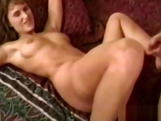 Hottie Gets Her Pussy Drilled Hard