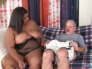 Unpredictable intensify Diabolical BBW Blonde Love Takes a Beamy White Cock Yawning chasm in Her Holes