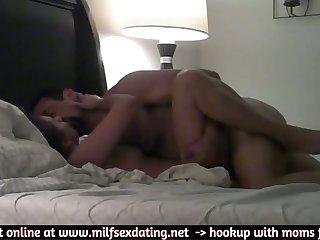 MILF stranger from internet anal penetration apogee