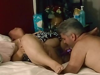 Filipina Nurse Wife Gets Slutty With Hubby be required of BirthDay Sex