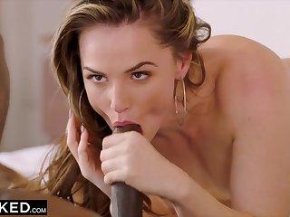 Tori Black Gets Stuffed With Massive Black Cock