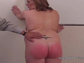 Whip That BBW Ass In flames To Feel Arouse And Enjoy Along to Moment
