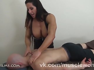 Bone Crushing Massage