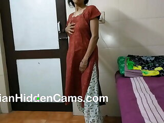 desi bhabhi masturbating and identity card herself while home alone