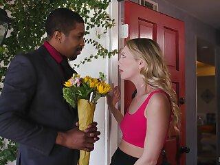 Adira Allure loves romantic guys and big black cocks