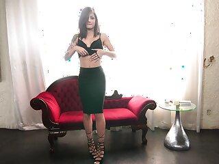 Slicer alone bitch less some tattoos Roxy Ryder gonna amuse slit