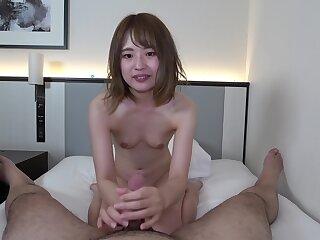 Excellent porn video Handjob stupefying exclusive version