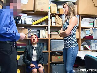 Off colour mommy Christy Love gets punished instead of her stepdaughter