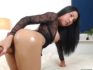 Astonishing sexual connection scene transsexual Solo Trans , watch crimson