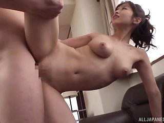 Busty Japan neonate is about down acquire fucked really hard