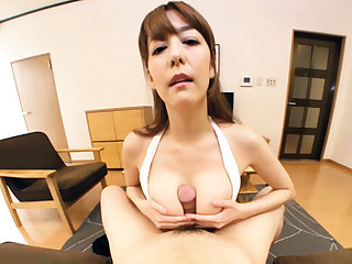 Akari Asagiri in Married Girl With Big Tits - JVRPorn